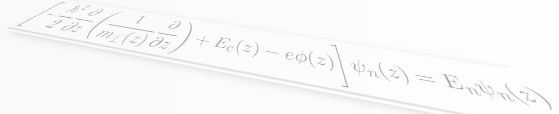 Schroedinger equation